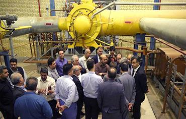 Shahid Montazeri Power Plant